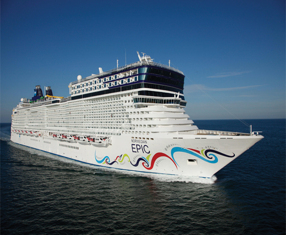 Salou Stay & Epic Med Cruise